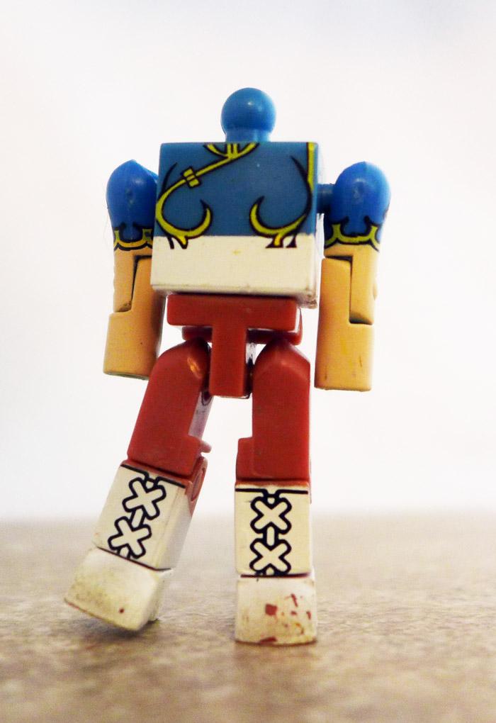 Chun-Li Partial Minimate