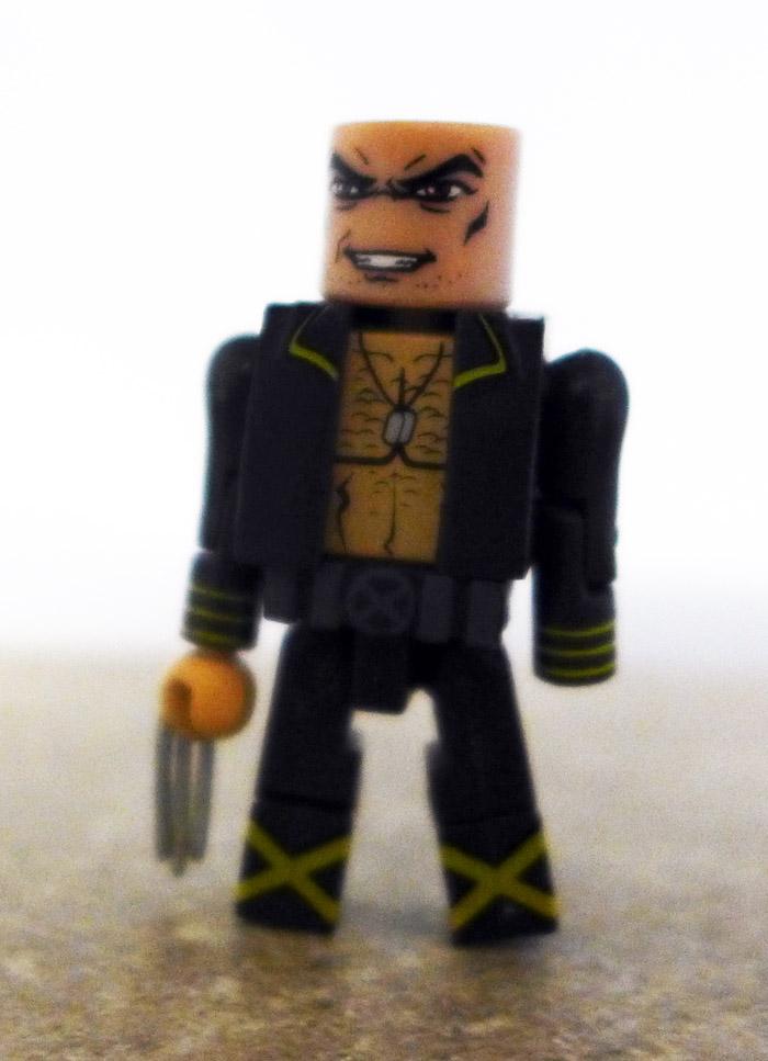 New X-Men Wolverine Partial Minimate