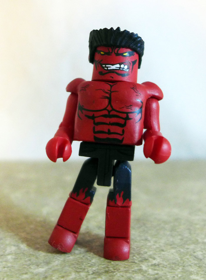 Red Hulk Loose Minimate
