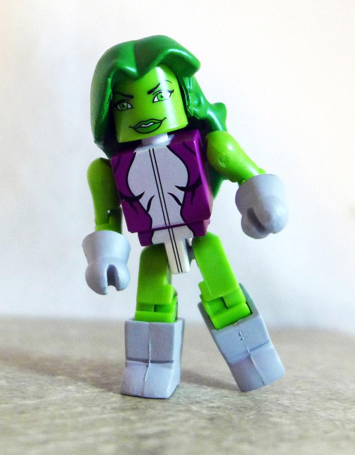 She-Hulk Loose Minimate