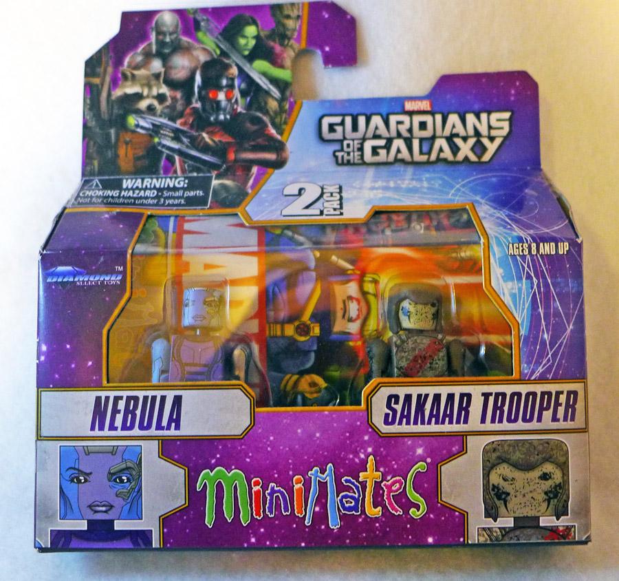 Nebula & Sakaar Soldier Minimates