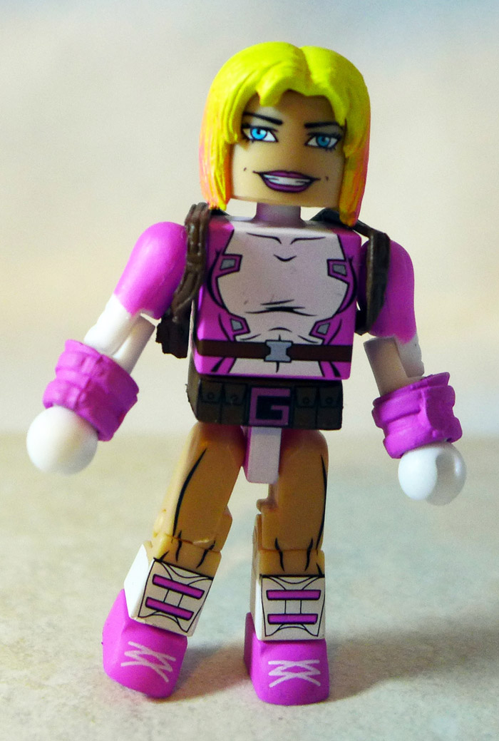 Gwenpool Partial Minimate