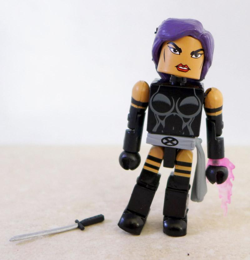 X-Force Psylocke Loose Minimate