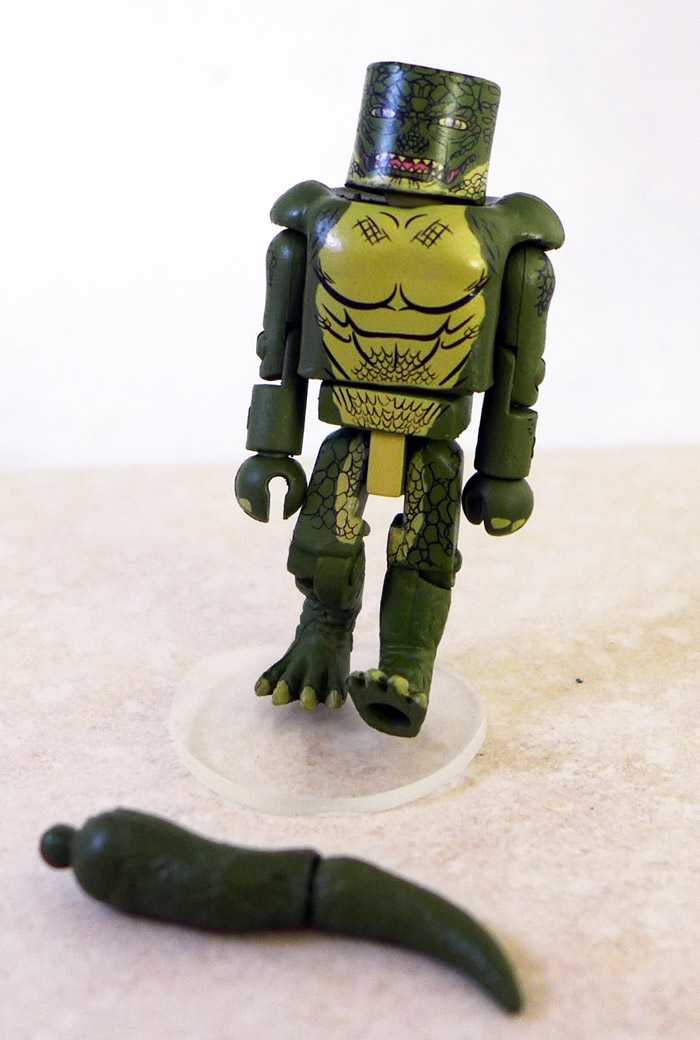 Lizard (movie) Loose Minimate