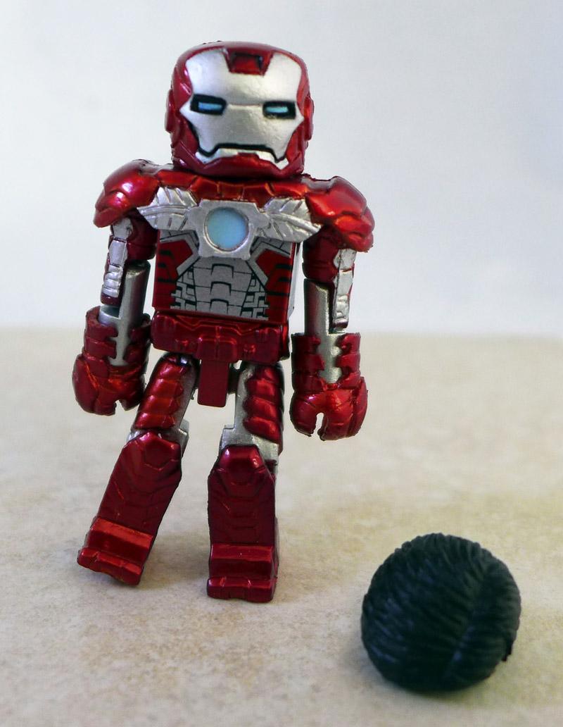 Mark V Iron Man Loose Minimate