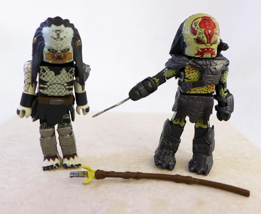 Berserker & Shaman Predator Loose Minimates