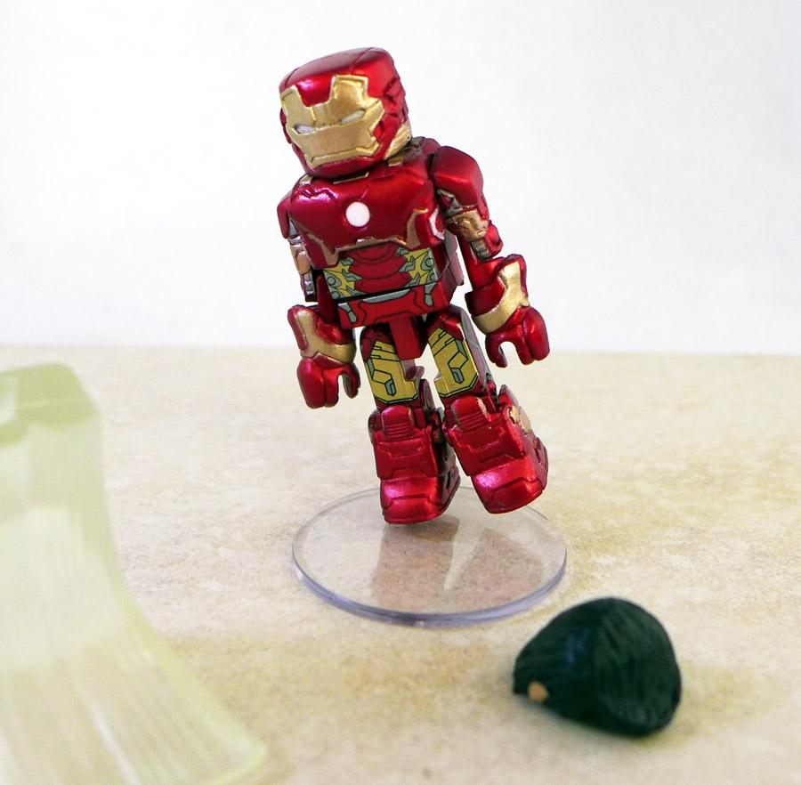 Mark XLIII Iron Man Loose Minimate