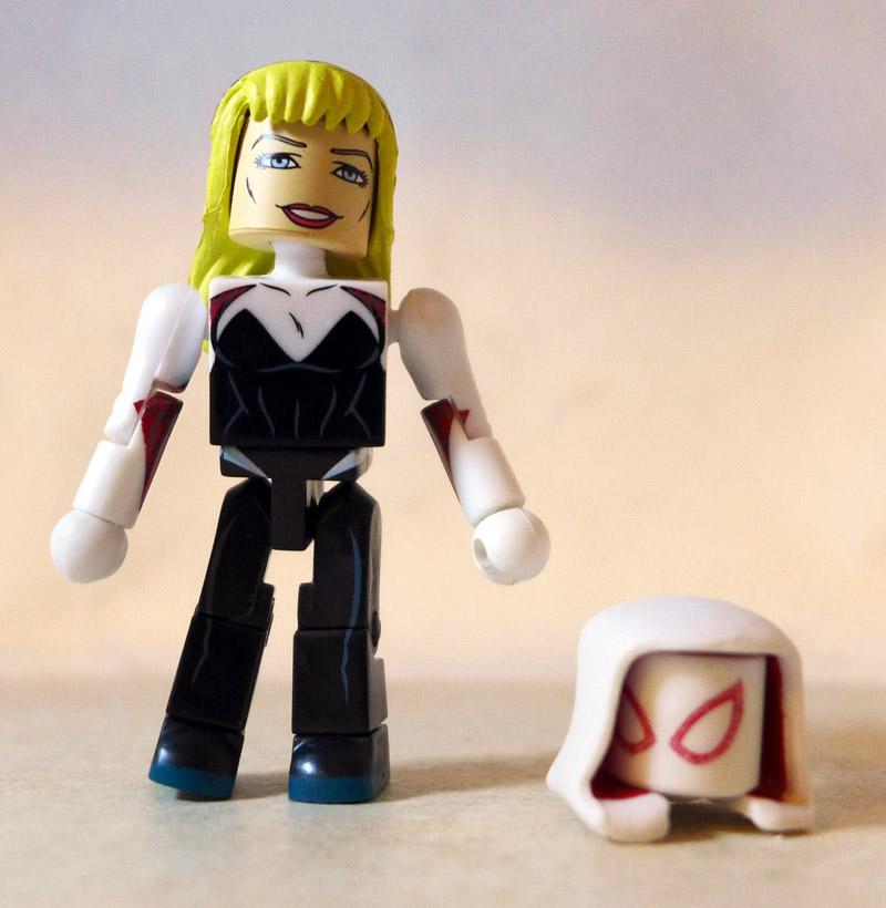 Spider-Gwen (TRU Version) Loose Minimate