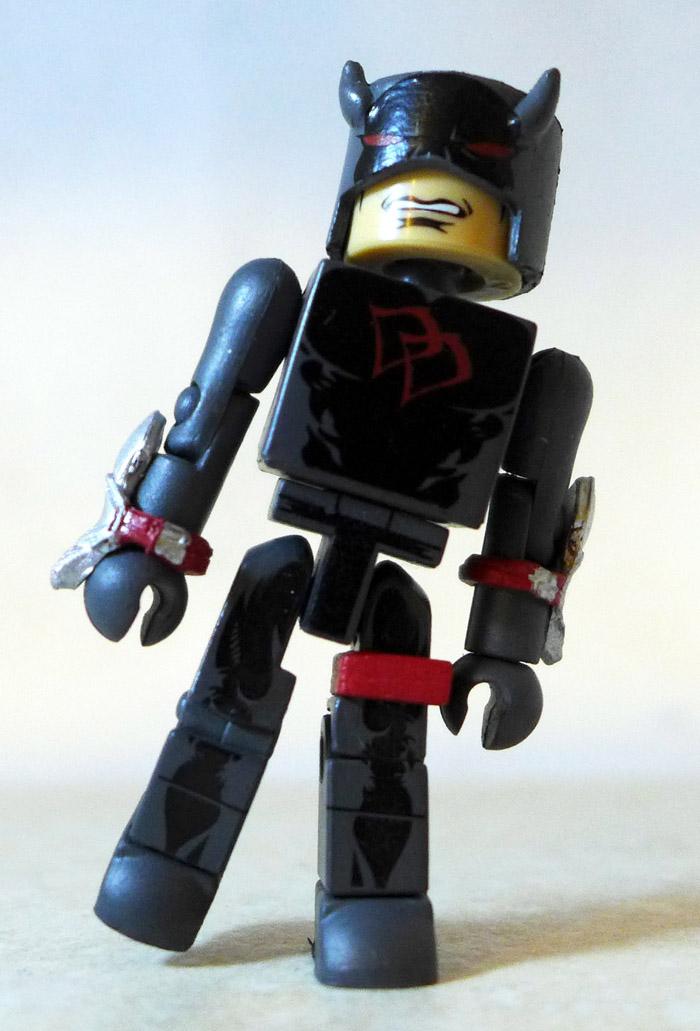 Evil Daredevil Partial Minimate