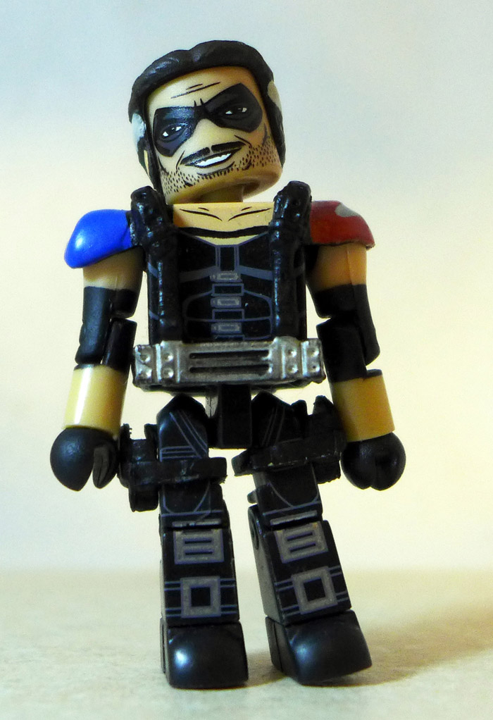 The Comedian Partial Minimate