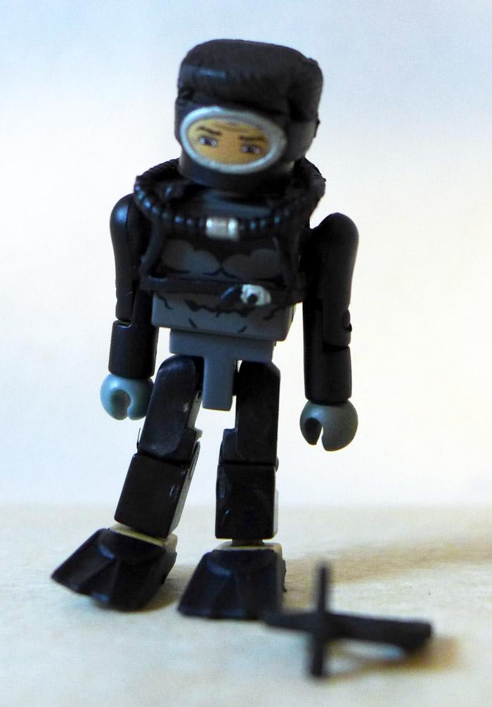 Scuba Diver Loose Minimate