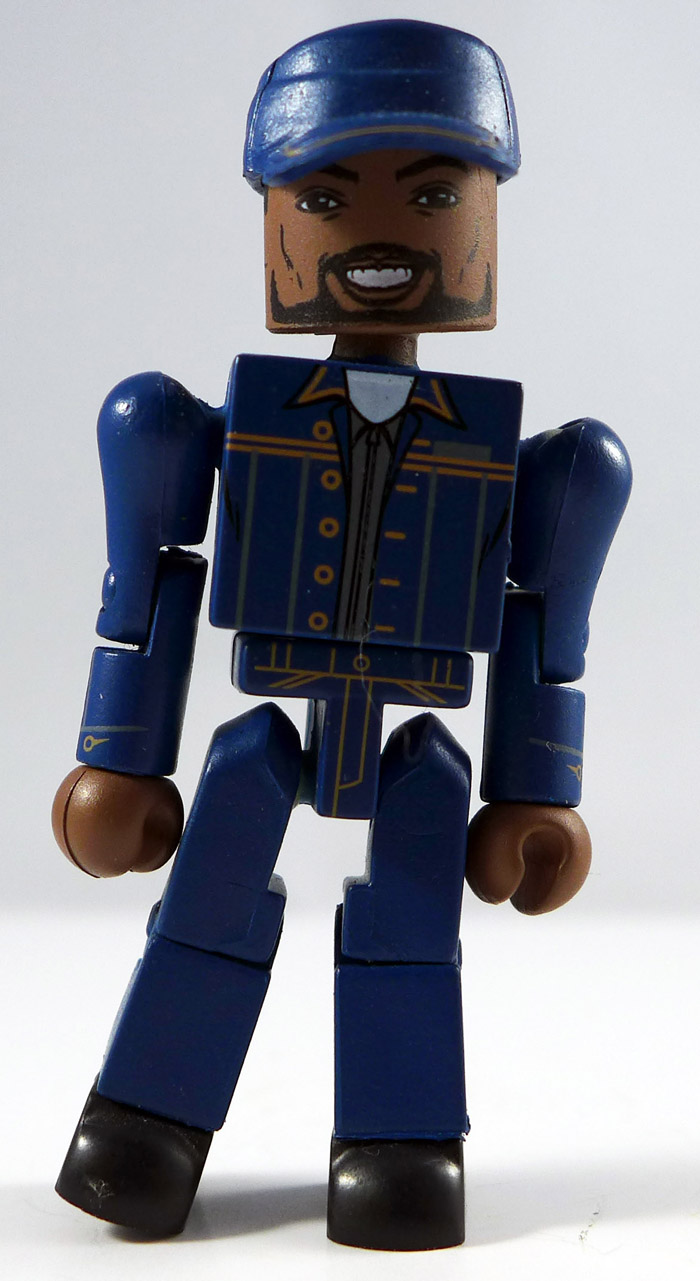 Chaka Luther King Loose Minimate