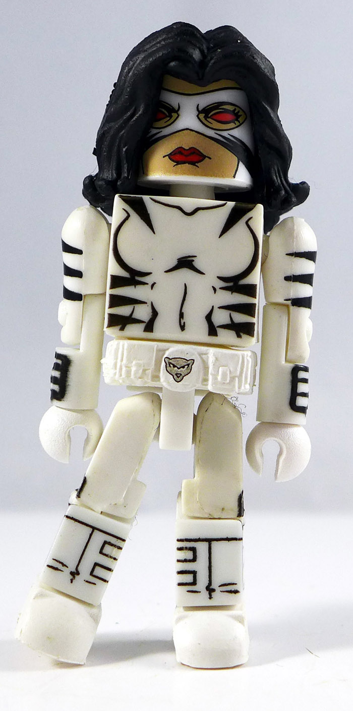 White Tiger Loose Minimate