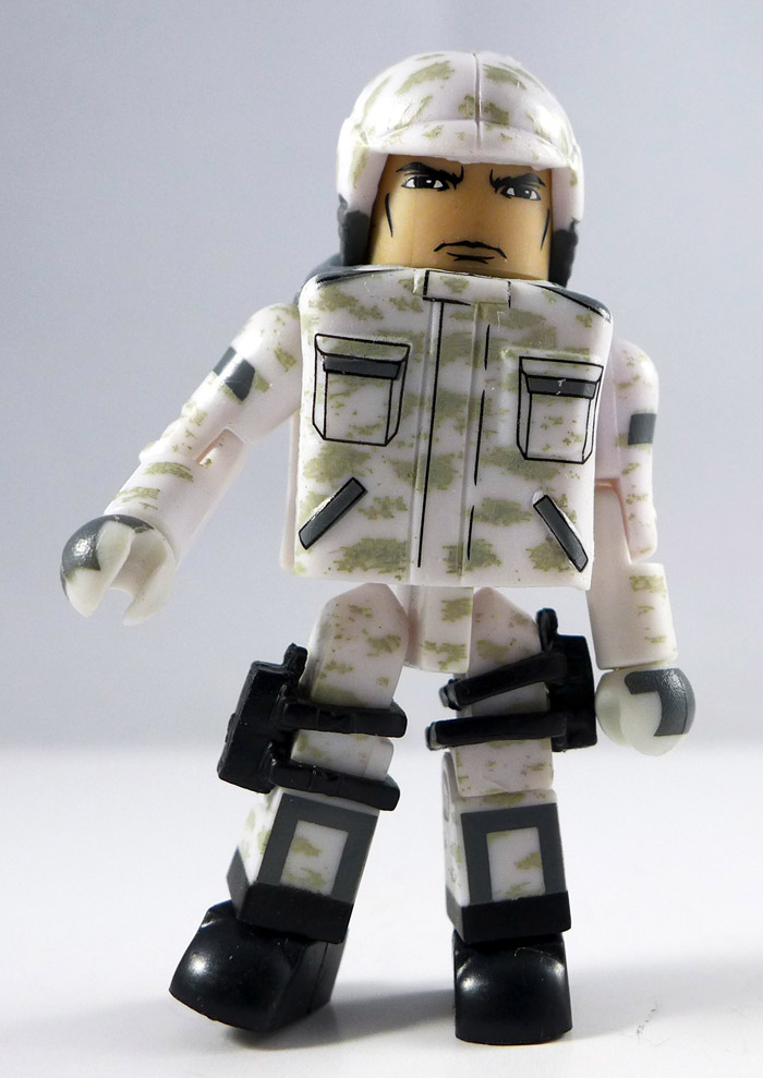 Arctic Soldier Loose Minimate