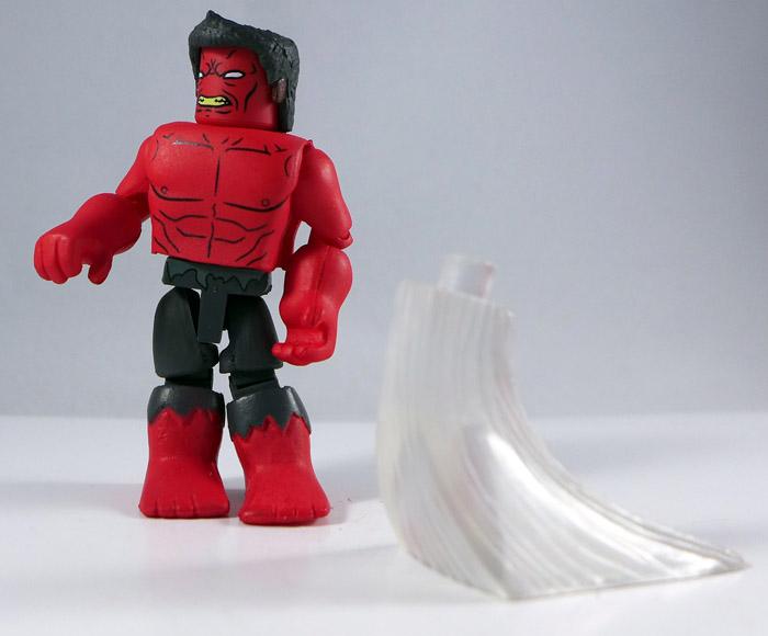 Red Hulk Loose Minimate
