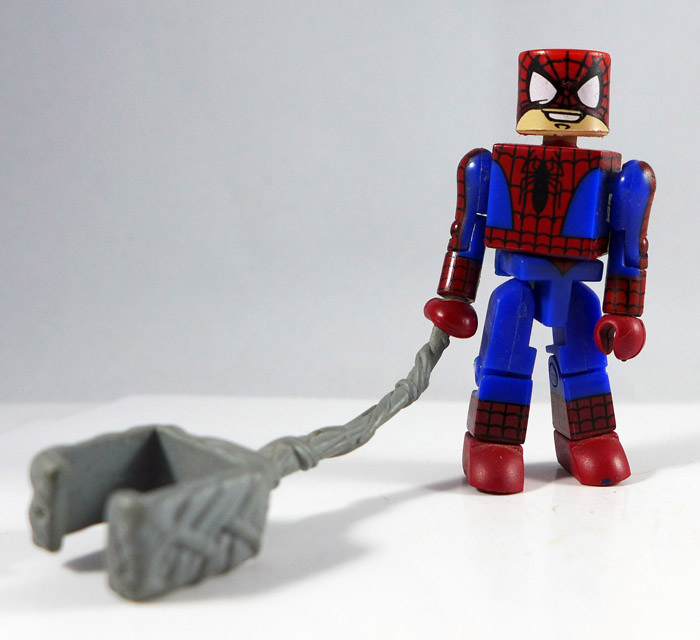 Grab Line Spider-Man Loose Minimate