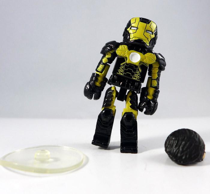 Skeleton Armor Iron Man Loose Minimate