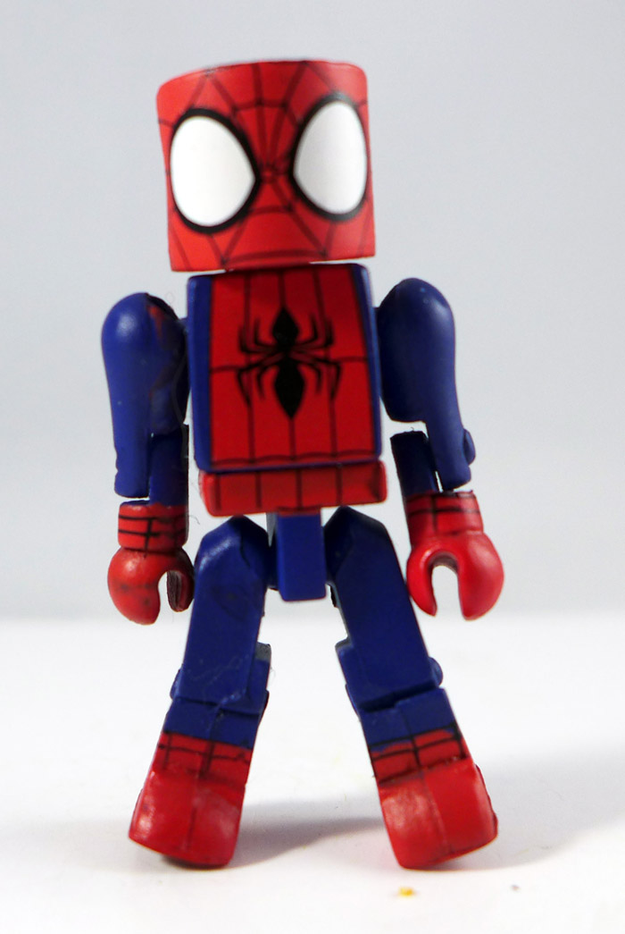 Itsy Bitsy Spider-Man Loose Minimate