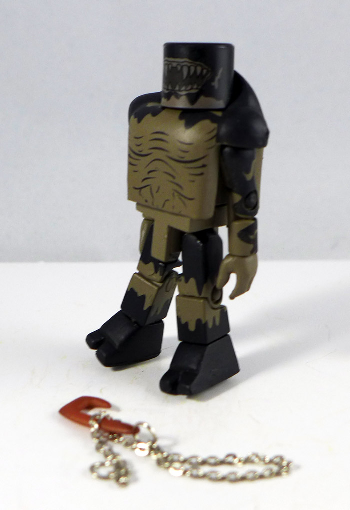 Black Slime Monster Loose Minimate