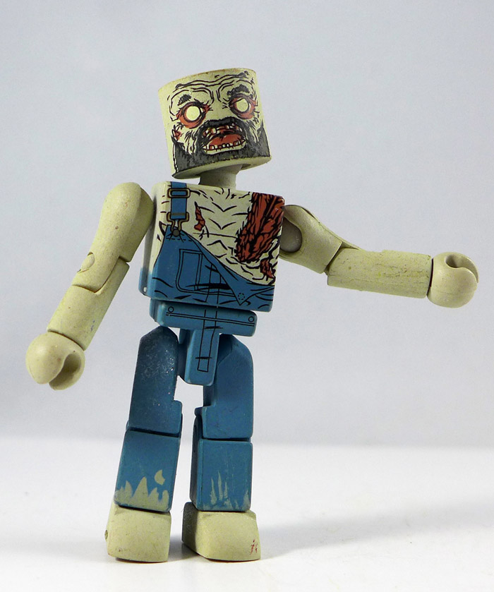Farmer Zombie Loose Minimate