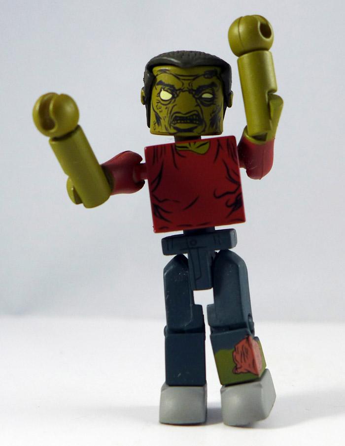 Leg Bite Zombie Loose Minimate