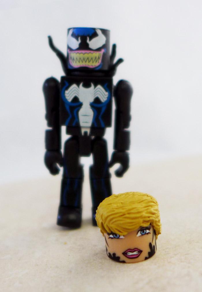 Venom (Ann Weying) Minimate