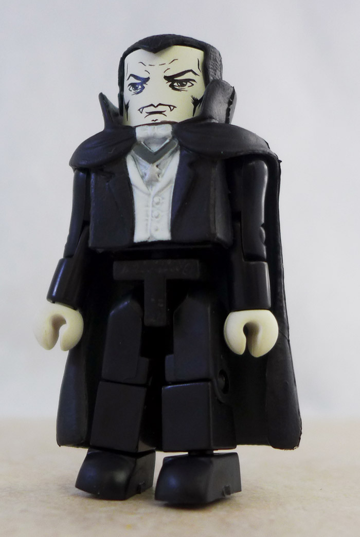 Black & White Dracula Minimate
