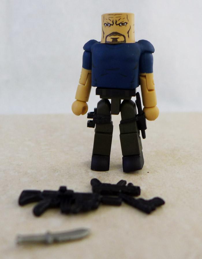 Paine (Expendables) Minimate