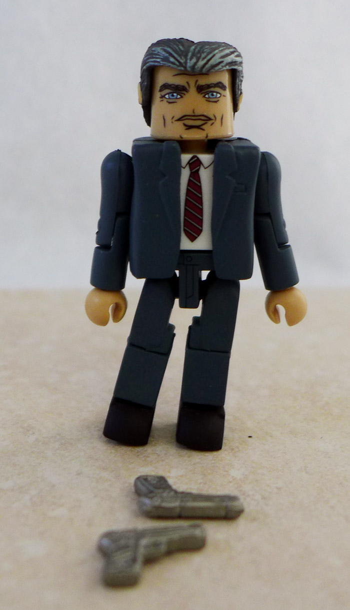 James Munroe (Expendables) Minimate