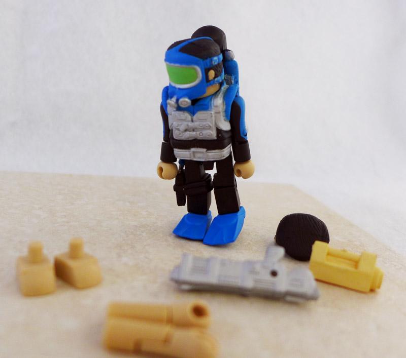 Elite Heroes Undersea Rescue Minimate