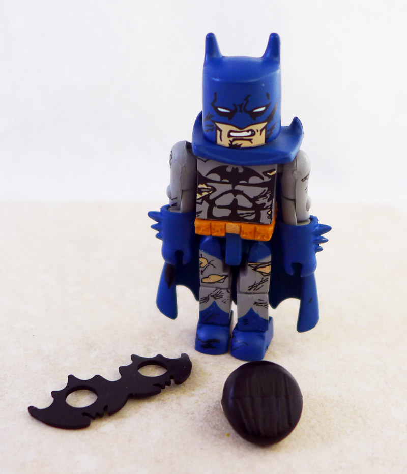 Battle Damaged Batman Minimate