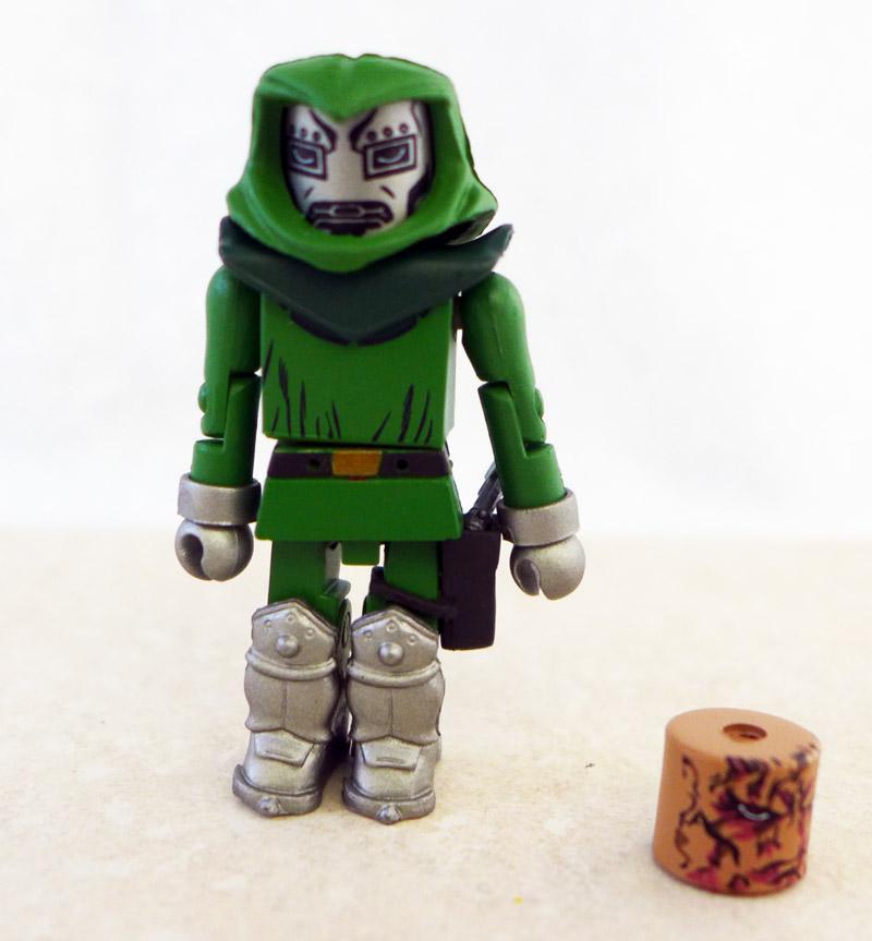 1st Appearance Dr. Doom Minimate