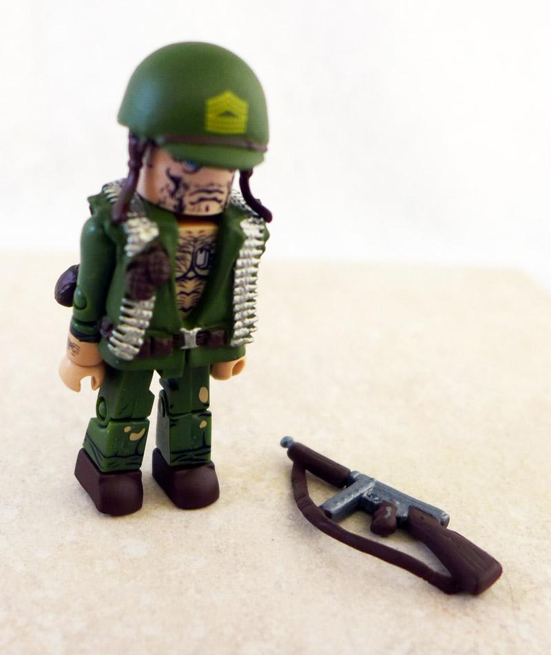 Sgt. Rock DC Minimate