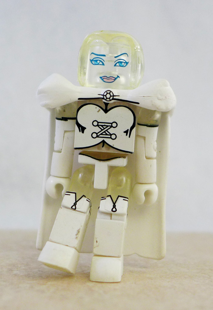 Diamond Form Emma Frost Minimate