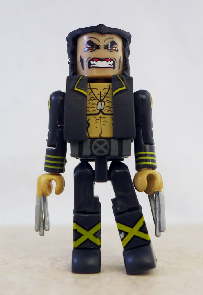 New X-Men Wolverine Minimate