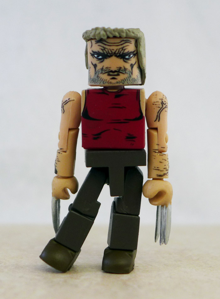 Old Man Logan Minimate