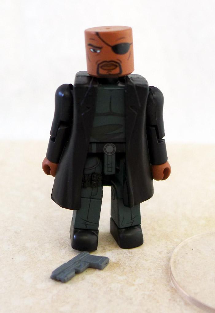Nick Fury Minimate