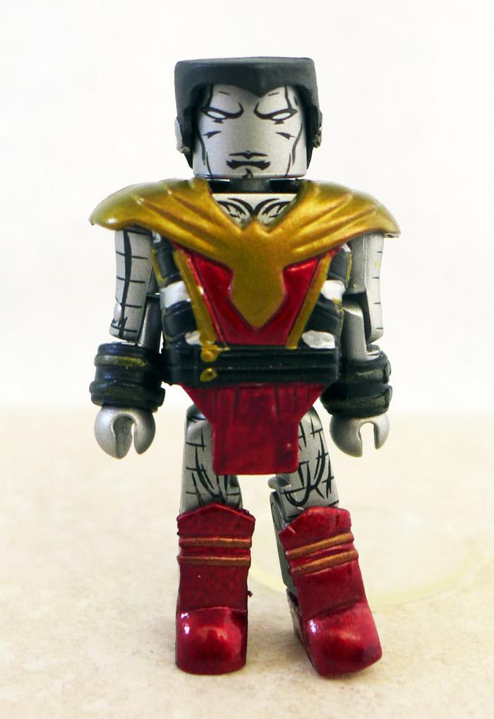Phoenix Five Colossus Minimate