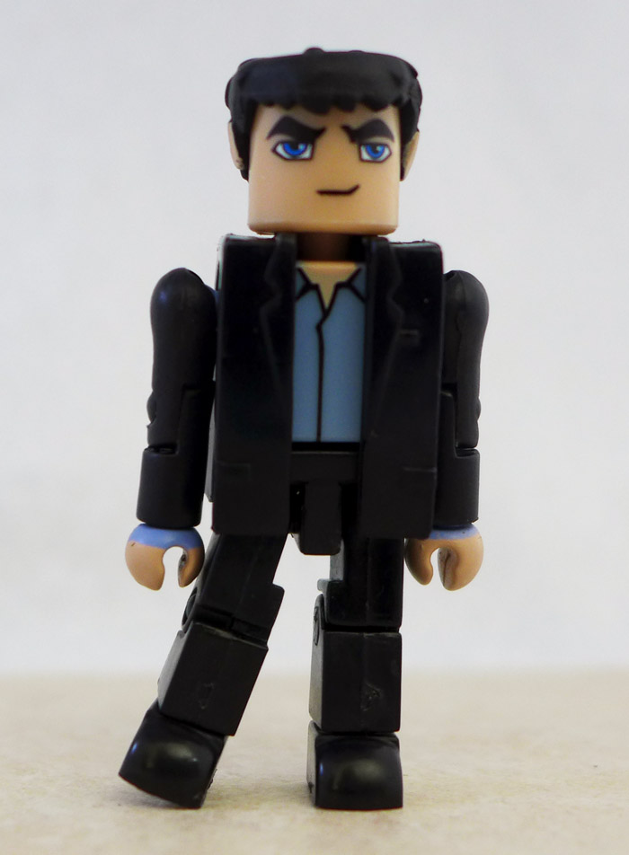 Bruce Wayne Minimate
