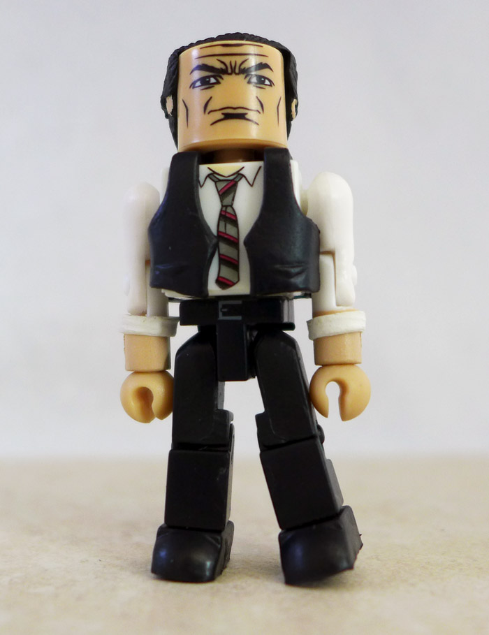 Perry White Custom Minimate