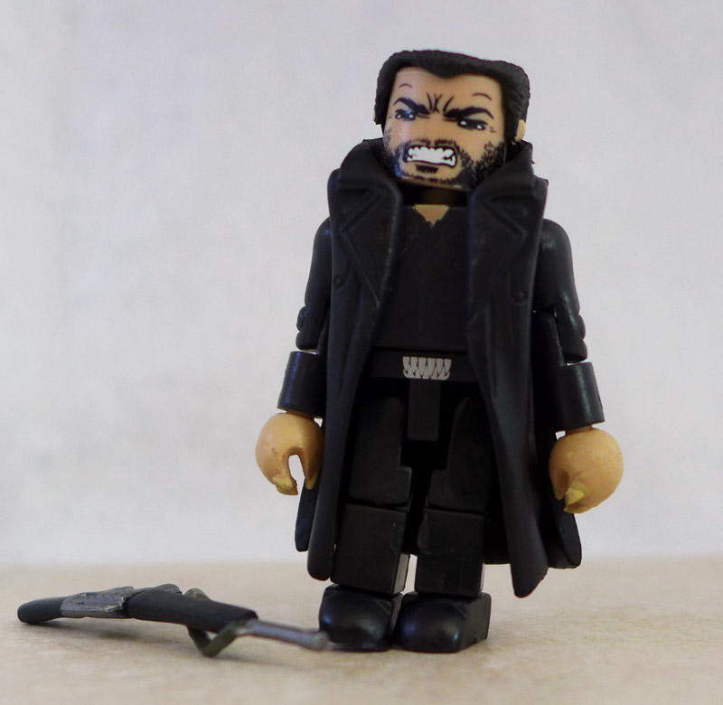Sabretooth (Movie) Minimate