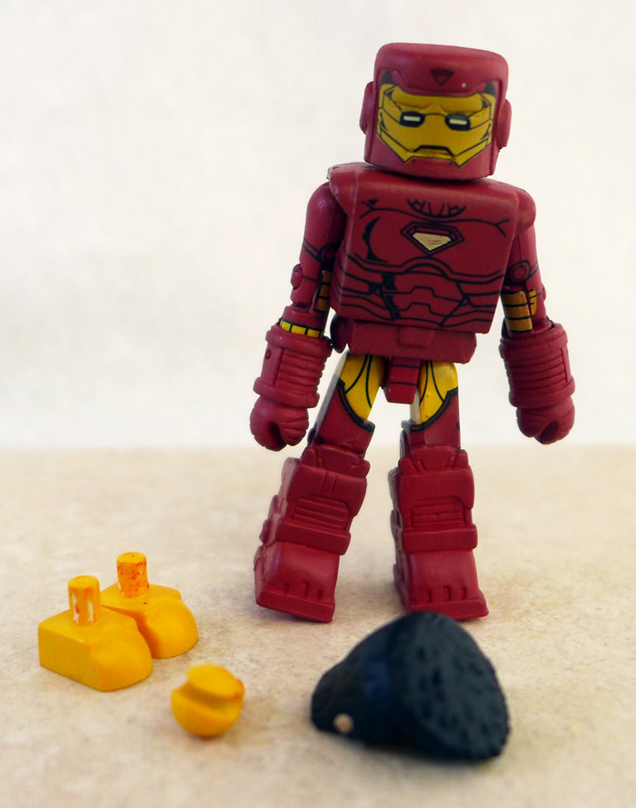 Civil War Iron Man Minimate