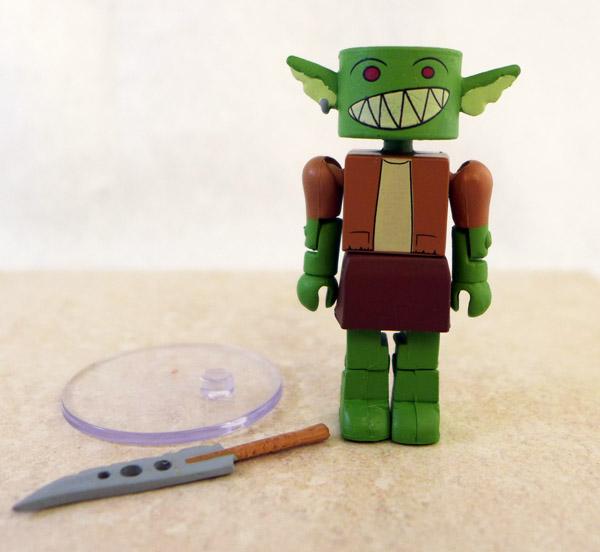 Pathfinder Munchkin Goblin Minimate
