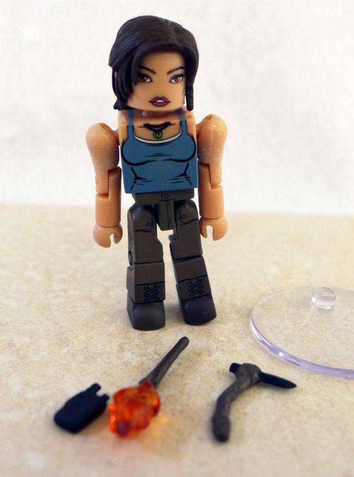 Lara Croft Tomb Raider Minimate