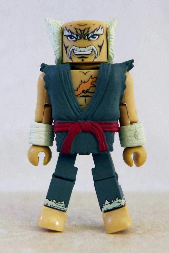 Heihachi Minimate