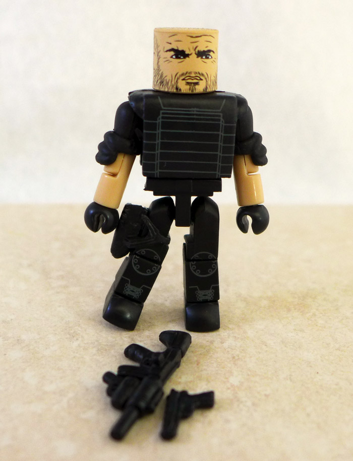 Toll Road (Expendables) Minimate