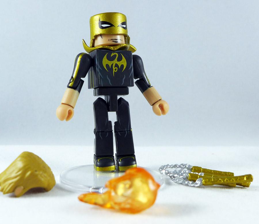 Iron Fist Minimate