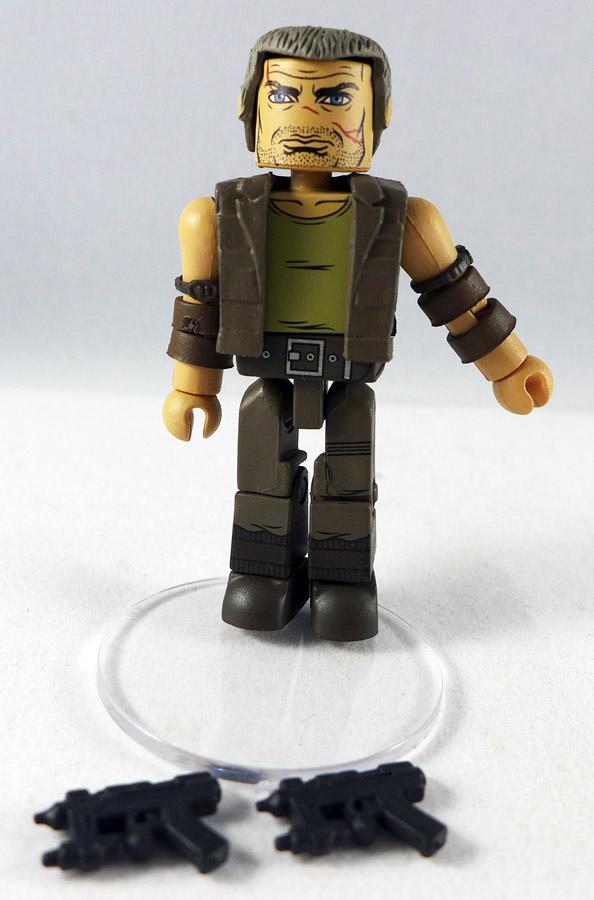 Ron Johner Alien Resurrection Minimate