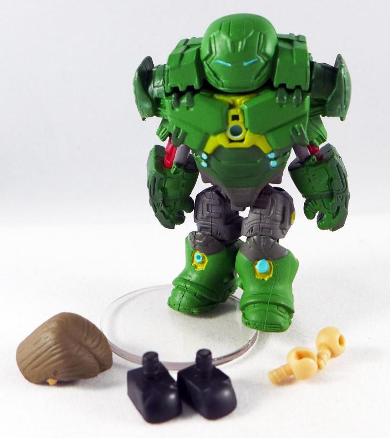 Hulkbuster Bruce Banner Minimate