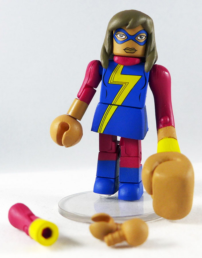 Ms. Marvel Minimate